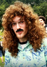 Cosplay-Cover: Weird Al Yankovic
