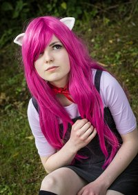 Cosplay-Cover: Lucy/Nyu