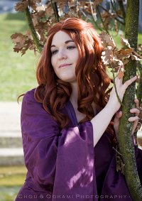 Cosplay-Cover: Sansa ✿ Stark Purple Dress
