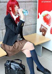 Cosplay-Cover: Gou Matsuoka [school uniform]