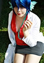 Cosplay-Cover: Judith [Yearned for Health Teacher]