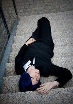 Cosplay-Cover: Mukuro Rokudo Suit Version