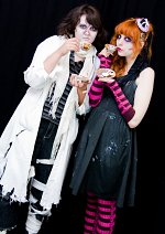 Cosplay-Cover: Joanna [Death Business Club]