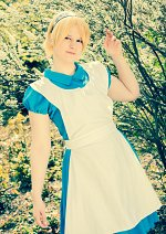 Cosplay-Cover: Nicklas Gabriel Matthew [Alice Version]