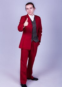 Cosplay-Cover: Edgeworth