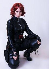Cosplay-Cover: Black Widow/Natascha Romanov