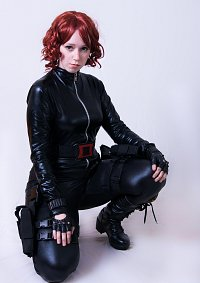 Cosplay-Cover: Black Widow/Natascha Romanov