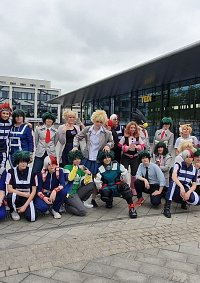 Cosplay-Cover: Tomura