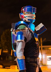 Cosplay-Cover: Isaac Clarke (Security suit)