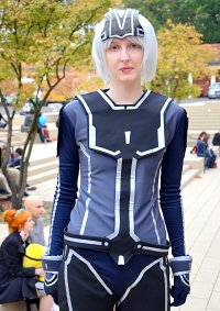 Cosplay-Cover: Riku (Tron Version)