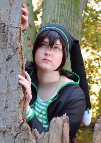 Cosplay-Cover: Mitsuki (March Hare)