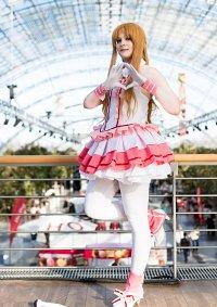 Cosplay-Cover: Asuna ( Idol)
