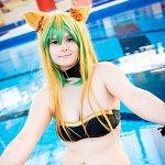 Cosplay: Atalanta [ Bikini ]