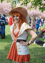 Cosplay-Cover: Nami (15th Anniversary)