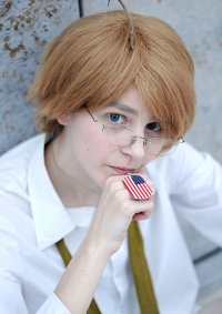 Cosplay-Cover: United Staates of America ✰ Alfred F. Jones
