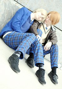 Cosplay-Cover: America / USA Alfred F. Jones - Gakuen