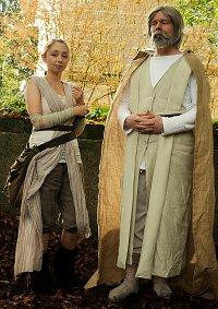 Cosplay-Cover: Luke Skywalker (Episode VII)