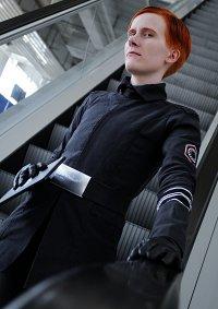 Cosplay-Cover: General Armitage Hux - Uniform