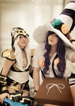 Cosplay-Cover: Ashe - Classic