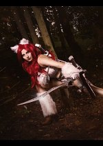 Cosplay-Cover: Kitty Cat Katarina