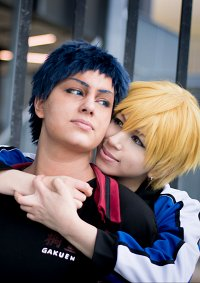 Cosplay-Cover: Kise Ryouta [Trainingsanzug]