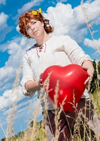 Cosplay-Cover: Scott Williams [Flower Boy]