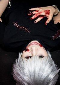 Cosplay-Cover: Kaneki Ken [White Hair]