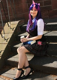 Cosplay-Cover: Twilight Sparkle (Human)