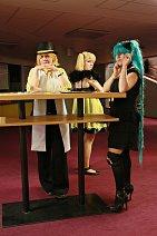 Cosplay-Cover: Miku Hatsune ~Casino~