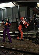 Cosplay-Cover: Joker (Bianca Steeplechase)