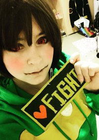 Cosplay-Cover: Chara (Remake)