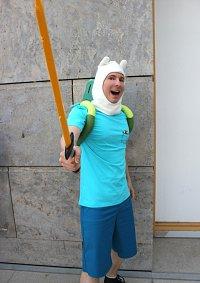 Cosplay-Cover: Finn (aus Adventure Time)