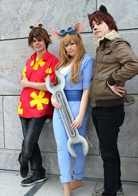 Cosplay-Cover: Chap