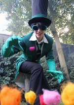 Cosplay-Cover: Once-ler (Green Suit) [The Lorax]