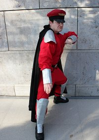 Cosplay-Cover: M. Bison