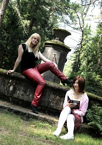 Cosplay-Cover: Buffy Anne Summers