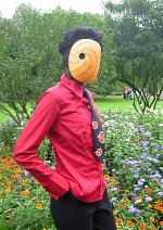 Cosplay-Cover: Tobi (Business-Outfit)