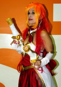Cosplay-Cover: Star Guardian Miss Fortune