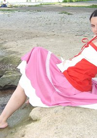 Cosplay-Cover: Aerith Gainsborough (KH2)