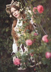 Cosplay-Cover: Musee in Roses