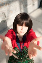 Cosplay-Cover: Tomoe Hotaru 「Schuluniform」