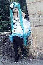 Cosplay-Cover: Hatsune Miku (Camellia Japonica)