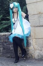 Cosplay-Cover: Hatsune Miku (Camellia Japonica)