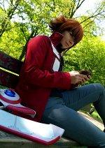 Cosplay-Cover: Yuki Judai