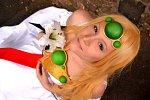 Cosplay-Cover: Prinzessin Emeraude