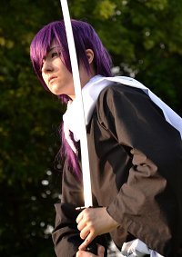 Cosplay-Cover: Saitou Hajime ☯ Eastern Outfit