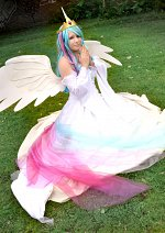 Cosplay-Cover: Princess Celestia