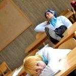 Cosplay: Ryota Kise (Teiko Schuluni)