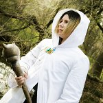 Cosplay: Kenma Kozume (White Mage / Quest Version)