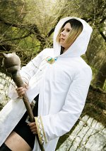 Cosplay-Cover: Kenma Kozume (White Mage / Quest Version)